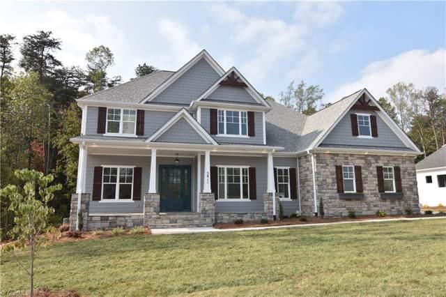 5811 Zinfandel Street, Winston Salem, NC 27106 (MLS #949333) :: Berkshire Hathaway HomeServices Carolinas Realty