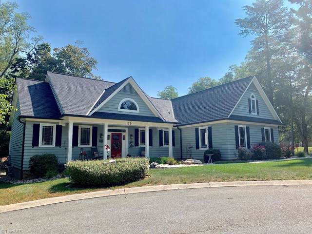 122 Park Place Court, Mocksville, NC 27028 (MLS #949416) :: Kim Diop Realty Group