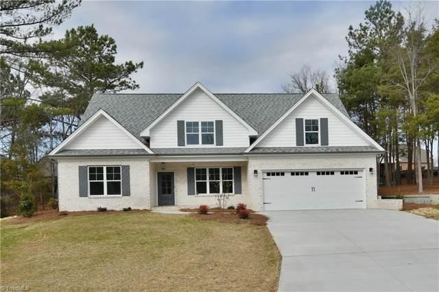 128 Quail Run Drive, Clemmons, NC 27012 (MLS #949443) :: Ward & Ward Properties, LLC