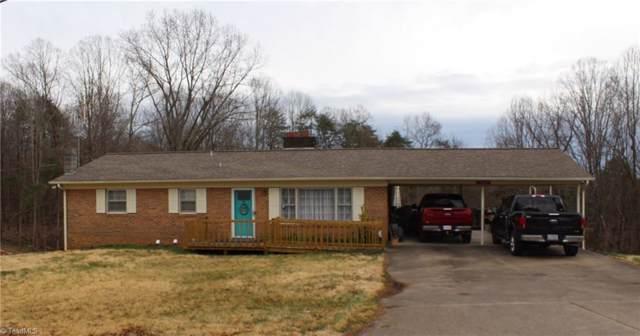 281 W Highland Avenue, Elkin, NC 28621 (MLS #949516) :: RE/MAX Impact Realty