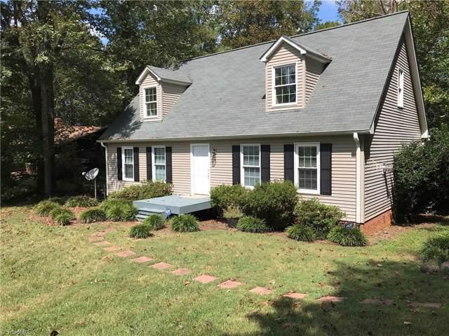 192 Hawthorne Road, Mocksville, NC 27028 (MLS #949579) :: Ward & Ward Properties, LLC