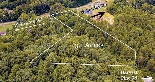0 Williams Road, Lewisville, NC 27023 (MLS #950035) :: Berkshire Hathaway HomeServices Carolinas Realty