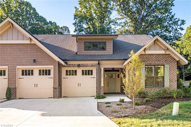 100 Beckham Drive, Greensboro, NC 27455 (MLS #952318) :: Ward & Ward Properties, LLC