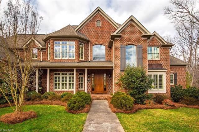 2700 Wellsprings Drive, Pfafftown, NC 27040 (MLS #952450) :: Ward & Ward Properties, LLC