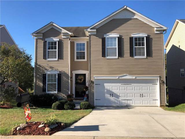 4168 Salem Springs Court, Winston Salem, NC 27107 (MLS #953080) :: Berkshire Hathaway HomeServices Carolinas Realty
