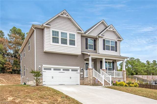 250 N Honey Locust Drive, Thomasville, NC 27360 (MLS #953101) :: HergGroup Carolinas | Keller Williams