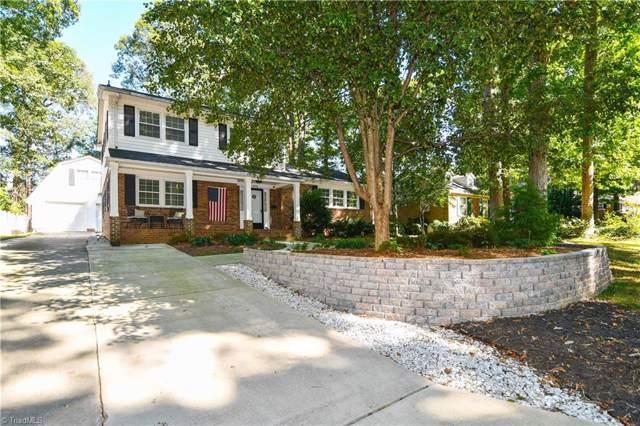 2908 Stratford Drive, Greensboro, NC 27408 (MLS #953229) :: HergGroup Carolinas | Keller Williams