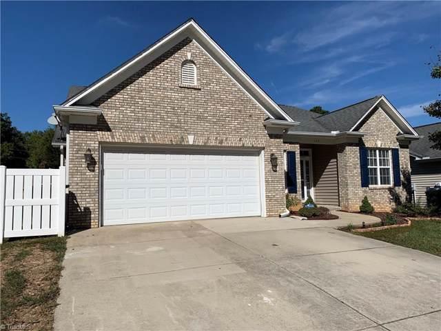 105 Heritage Hill Drive, Jamestown, NC 27282 (MLS #953317) :: Lewis & Clark, Realtors®