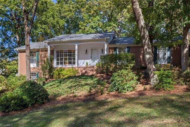 1240 Westminster Drive, High Point, NC 27262 (MLS #953510) :: Ward & Ward Properties, LLC