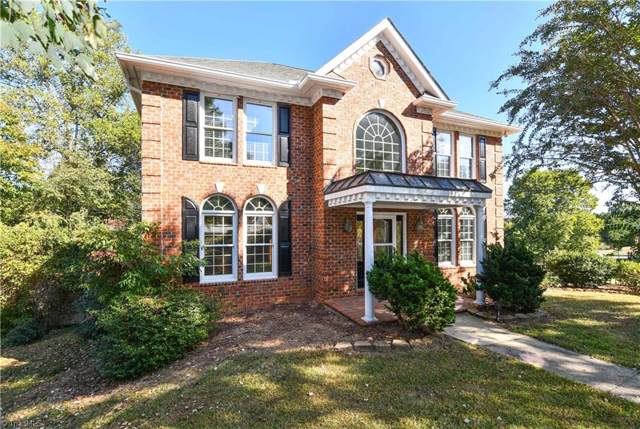 1645 Slane Road, Clemmons, NC 27012 (MLS #953616) :: Ward & Ward Properties, LLC