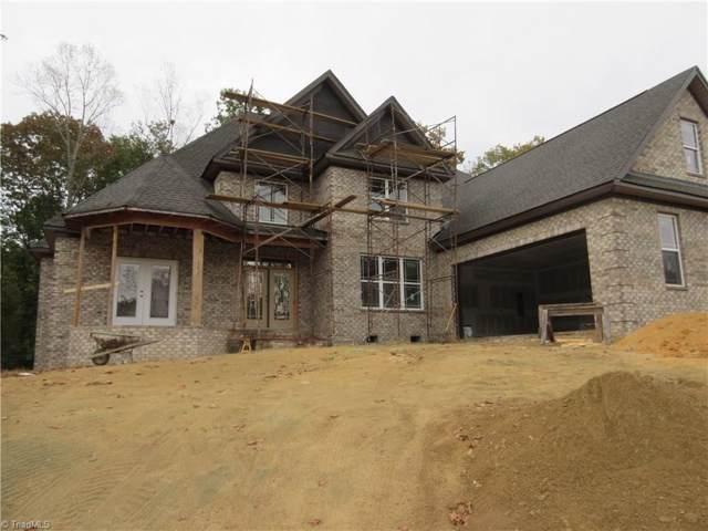 5064 Bennington Way, High Point, NC 27262 (MLS #953639) :: Ward & Ward Properties, LLC
