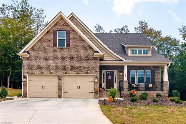 448 Meadowfield Run, Clemmons, NC 27012 (MLS #953688) :: Ward & Ward Properties, LLC
