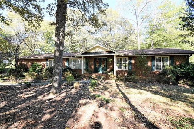 4707 Edinborough Road, Greensboro, NC 27406 (MLS #953860) :: Ward & Ward Properties, LLC