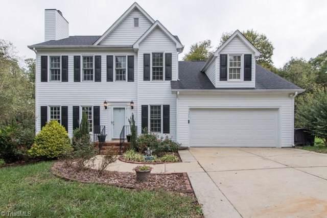 3325 Timberwolf Avenue, High Point, NC 27265 (MLS #954045) :: Ward & Ward Properties, LLC