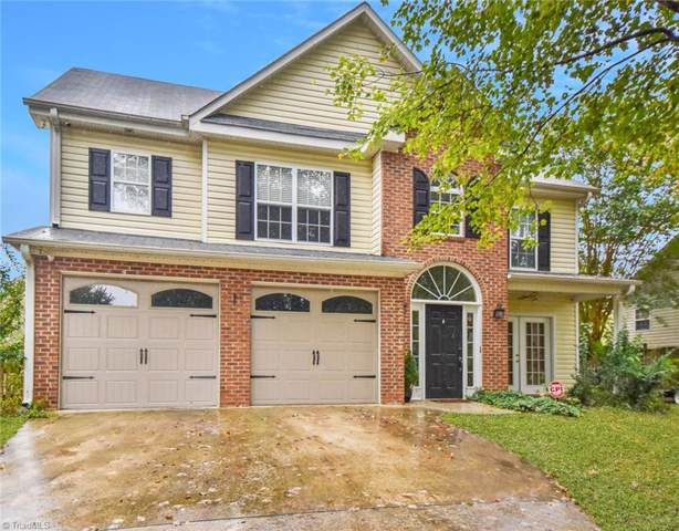 1785 Spring Path Trail, Clemmons, NC 27012 (MLS #954056) :: Berkshire Hathaway HomeServices Carolinas Realty