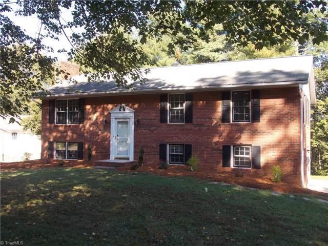 1000 Beaumont Poplar Street, North Wilkesboro, NC 28659 (MLS #954145) :: Ward & Ward Properties, LLC