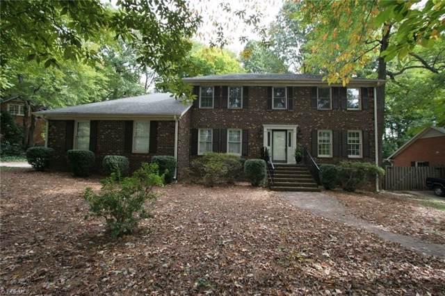 3402 Wynnewood Drive, Greensboro, NC 27408 (MLS #954485) :: Berkshire Hathaway HomeServices Carolinas Realty