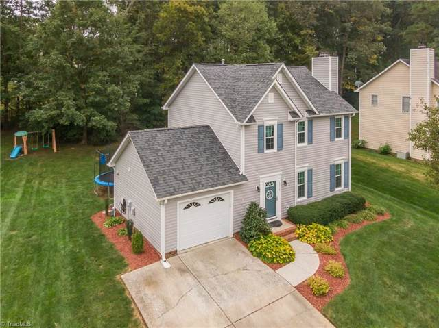 3310 Timberwolf Avenue, High Point, NC 27265 (MLS #954528) :: Ward & Ward Properties, LLC