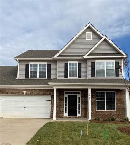 1408 Farm Ridge Road, Kernersville, NC 27284 (MLS #955478) :: Ward & Ward Properties, LLC