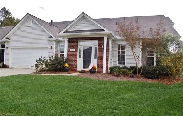 1016 Gretchen Lane B, Greensboro, NC 27410 (MLS #955678) :: Ward & Ward Properties, LLC