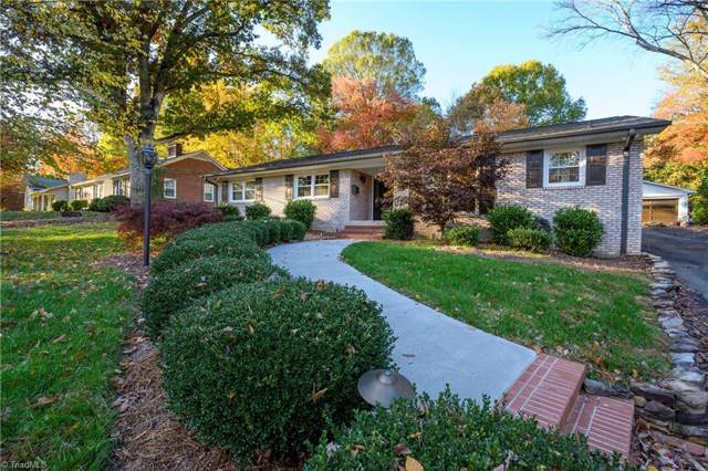 3121 Kinnamon Road, Winston Salem, NC 27104 (MLS #955894) :: Ward & Ward Properties, LLC