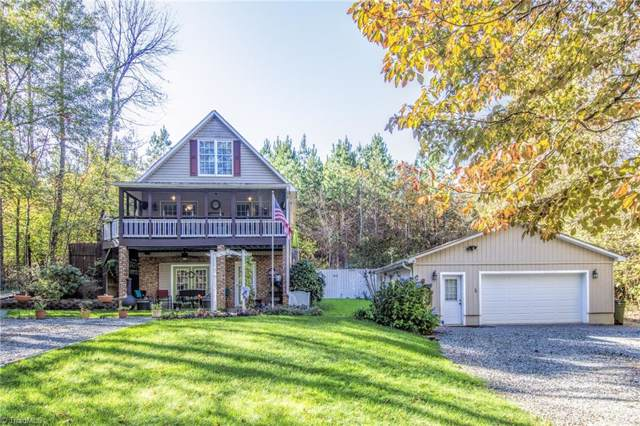 250 Woodhaven Shores Drive, Lexington, NC 27292 (MLS #956012) :: Ward & Ward Properties, LLC