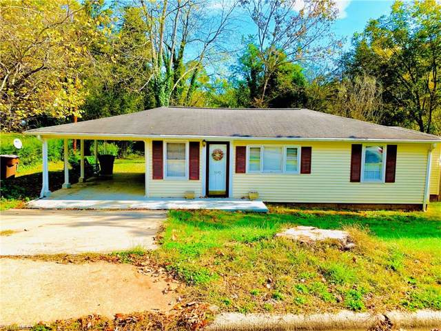 3640 Irwin Street, Greensboro, NC 27405 (MLS #956106) :: Berkshire Hathaway HomeServices Carolinas Realty