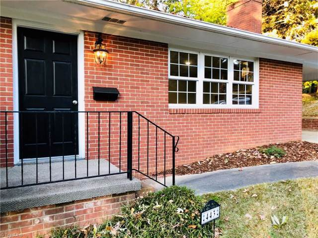 443 Maple Avenue, Asheboro, NC 27203 (MLS #956463) :: Ward & Ward Properties, LLC