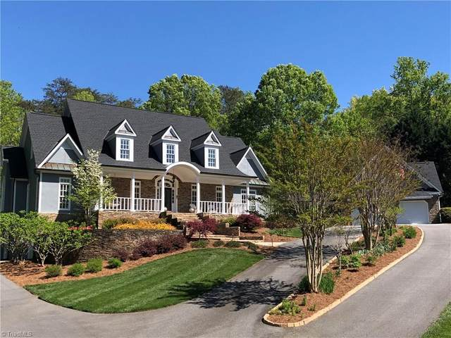 3920 Beechridge Road, Winston Salem, NC 27106 (MLS #956475) :: Ward & Ward Properties, LLC