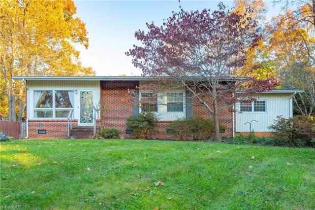 2710 Lilac Road, Greensboro, NC 27408 (MLS #957137) :: Ward & Ward Properties, LLC