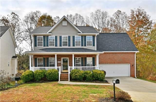 5154 Ivystone Lane, Winston Salem, NC 27104 (MLS #957186) :: Ward & Ward Properties, LLC