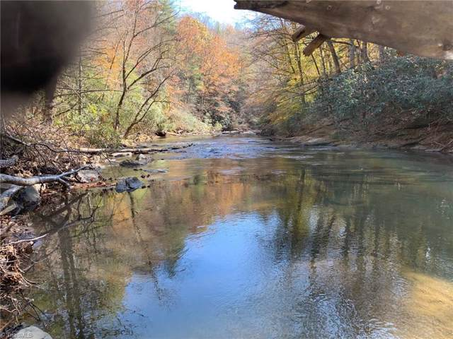 1258 Huffman River Lane, Purlear, NC 28665 (MLS #957493) :: Ward & Ward Properties, LLC