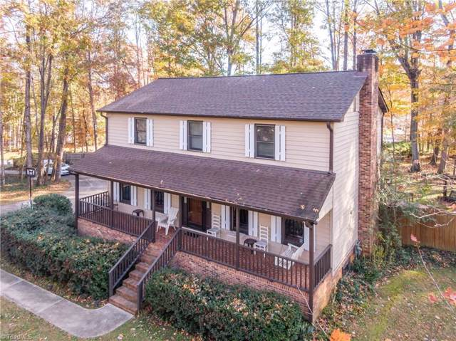 499 Reigate Drive, Kernersville, NC 27284 (MLS #957494) :: RE/MAX Impact Realty