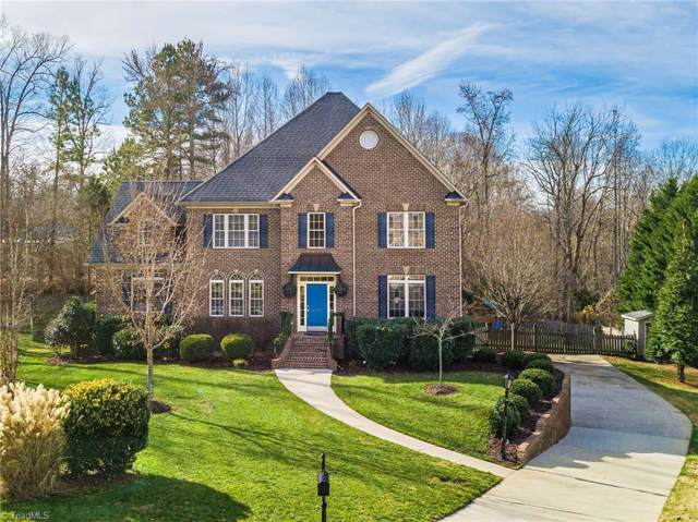 2103 Cherrywood Drive, Clemmons, NC 27012 (#959547) :: Premier Realty NC