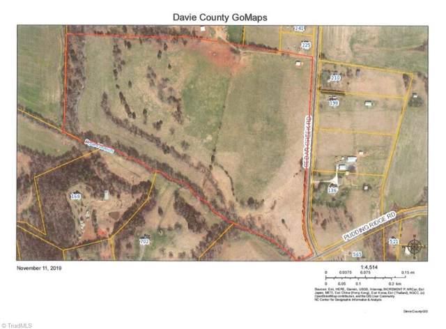 0 Cedar Creek Road, Mocksville, NC 27028 (#959781) :: Premier Realty NC