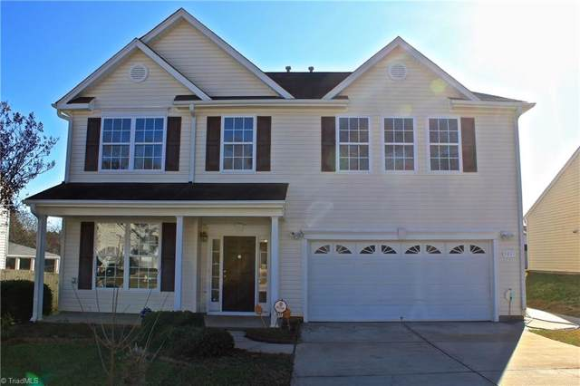 3811 Maribeau Woods Drive, Greensboro, NC 27407 (MLS #959866) :: Ward & Ward Properties, LLC