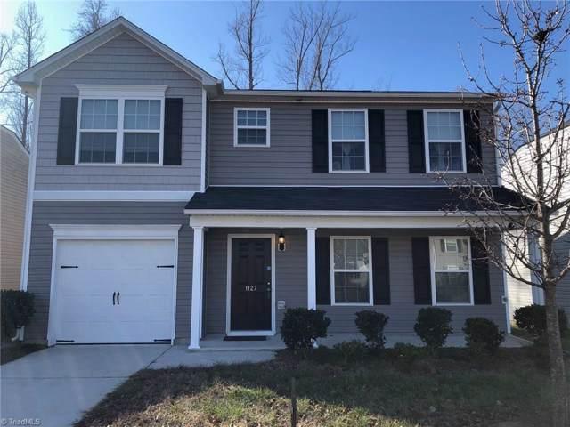 1127 Langston Drive, Greensboro, NC 27405 (MLS #959929) :: Ward & Ward Properties, LLC