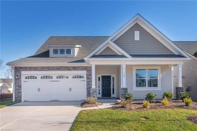 118 Pendleton Drive, Bermuda Run, NC 27006 (MLS #960313) :: Ward & Ward Properties, LLC