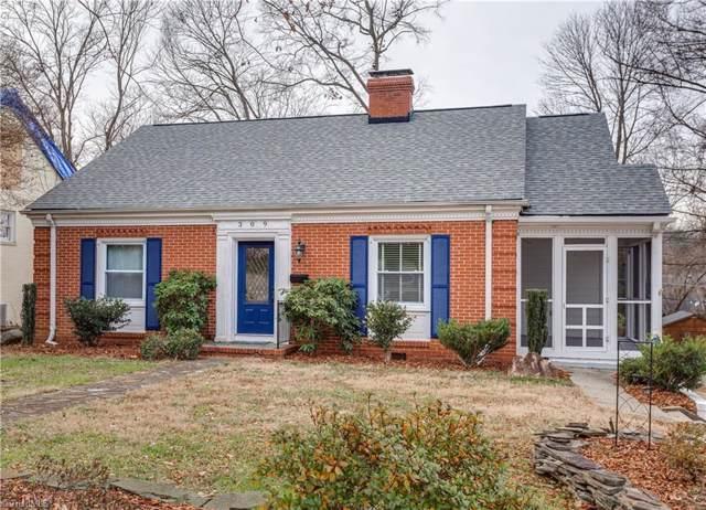 309 N Elam Avenue, Greensboro, NC 27403 (MLS #960351) :: Ward & Ward Properties, LLC