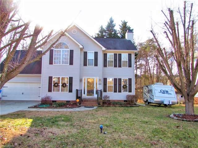 3106 Timberwolf Avenue, High Point, NC 27265 (MLS #960363) :: Ward & Ward Properties, LLC