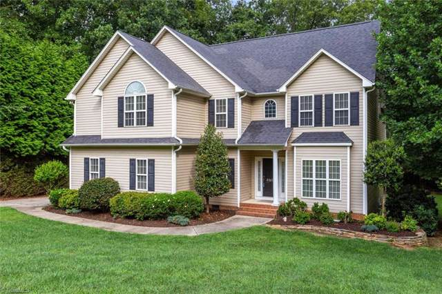 6982 Bethesda Court, Summerfield, NC 27358 (MLS #960739) :: Ward & Ward Properties, LLC