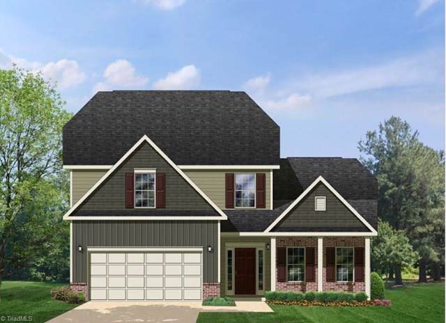 6968 Clarendon Court, Clemmons, NC 27012 (MLS #960949) :: Ward & Ward Properties, LLC