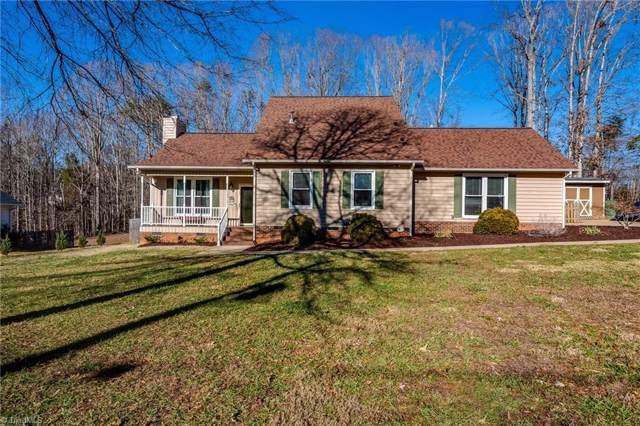 153 Somerset Drive, Reidsville, NC 27320 (MLS #960999) :: Ward & Ward Properties, LLC