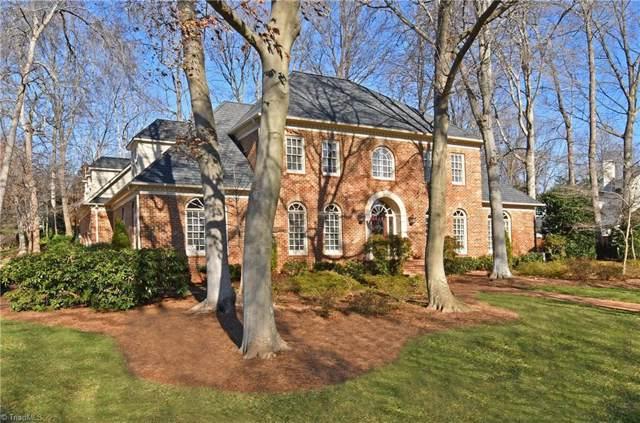 1 Loch Ridge Court, Greensboro, NC 27408 (MLS #961065) :: Ward & Ward Properties, LLC
