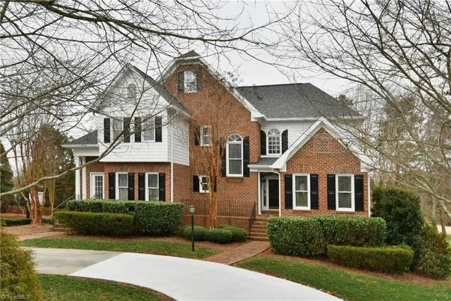 119 Woodlands Court, Advance, NC 27006 (MLS #961357) :: Ward & Ward Properties, LLC
