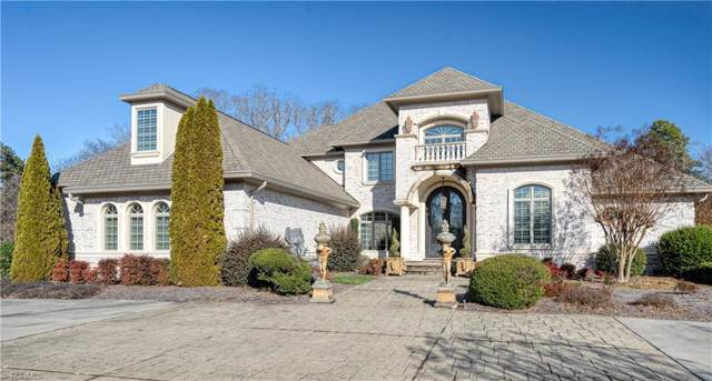 109 Nanzetta Way, Lewisville, NC 27023 (MLS #961452) :: Berkshire Hathaway HomeServices Carolinas Realty