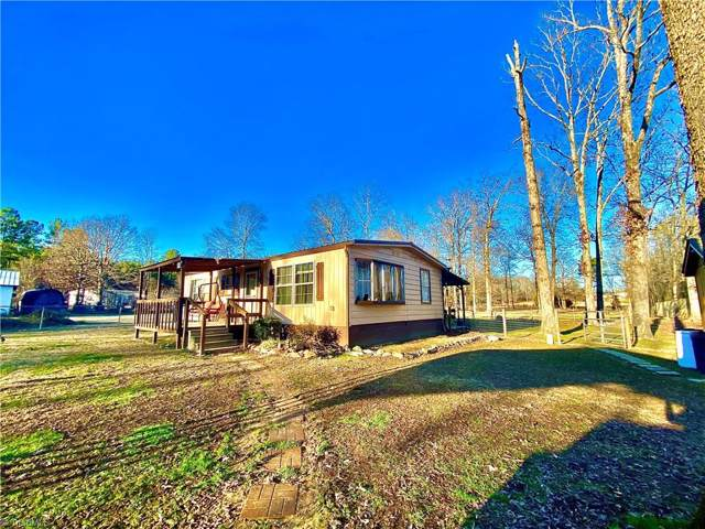 1435 Valley Mine Road, Lexington, NC 27292 (MLS #961586) :: Ward & Ward Properties, LLC
