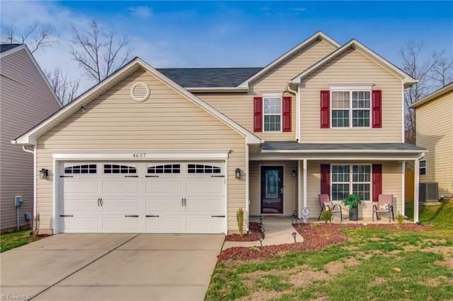 4657 Chapel Ridge Drive, Greensboro, NC 27405 (MLS #962267) :: Lewis & Clark, Realtors®