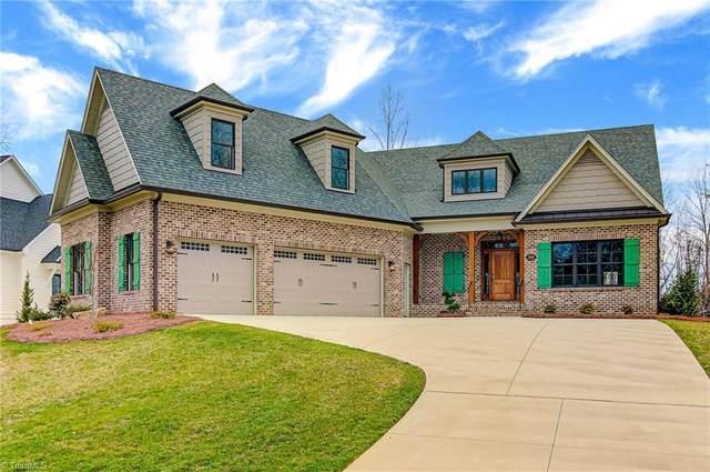 5828 Zinfandel Street, Winston Salem, NC 27106 (MLS #962496) :: Berkshire Hathaway HomeServices Carolinas Realty