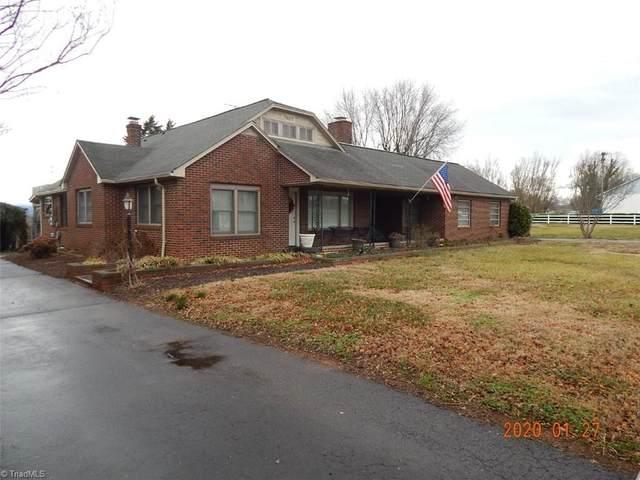 111 Sparta Road, North Wilkesboro, NC 28659 (MLS #962800) :: Ward & Ward Properties, LLC